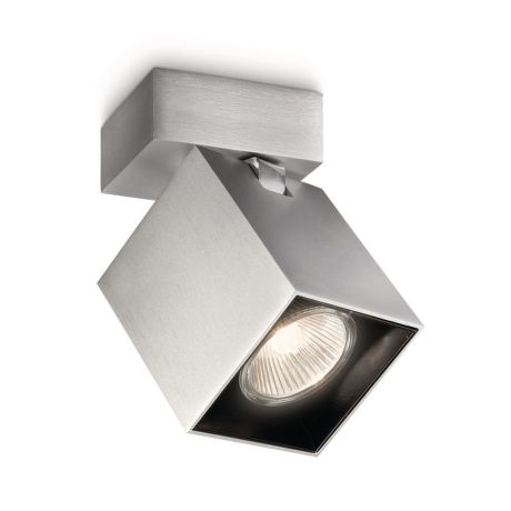 PHILIPS 53130/48/16 BLOC wall spot aluminium 1x35W 230V