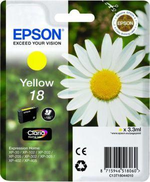 EPSON T18044020 YELLOW cartridge Blister