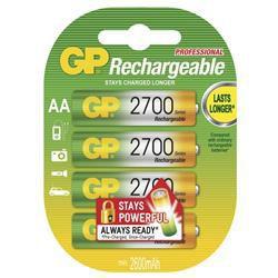 GP B14074 - AA (HR6) 2700mAh, 4 ks