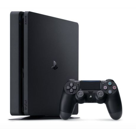 Sony PlayStation 4 Slim 1TB (čierny)