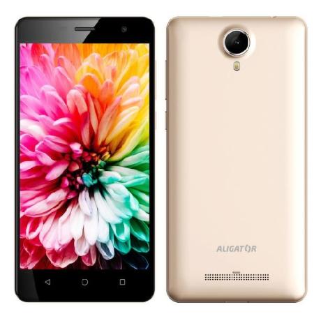 ALIGATOR S5062 GLD, Smartfón_01