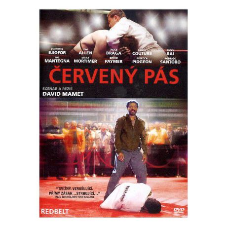DVD F - ČERVENÝ PÁS