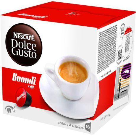 NESCAFE Espresso Boundi, kapsulová káva