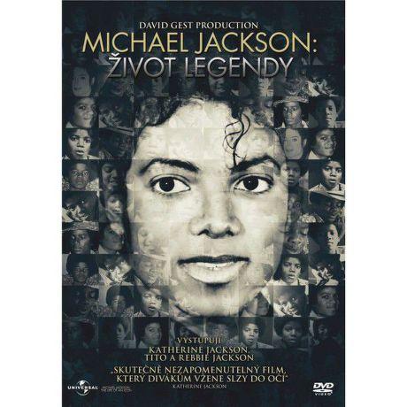 BD H - Michael Jackson: Život legendy