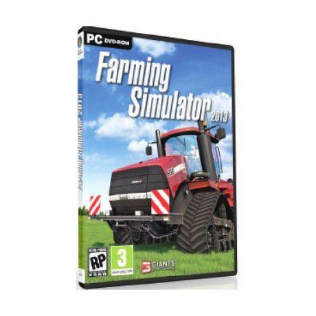 PC - Farming Simulator 2013: JZD moderní doby