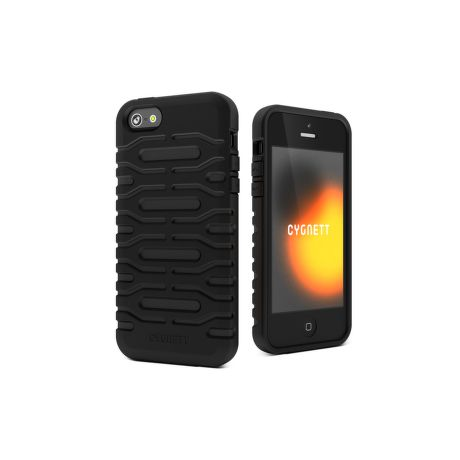 CYGNETT Bulldozer pre iPhone5, čierny