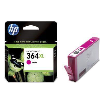 HP CB324EE MAGENTA XL náplň No.364M XL BLISTER