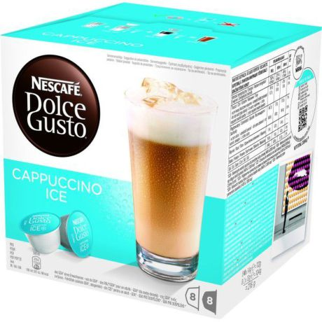 NESCAFE Cappucino Ice, kapsulova kava