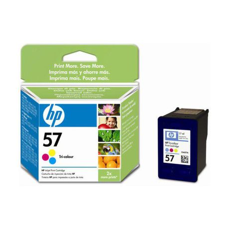 HP C6657AE Color XL náplň No.57 BLISTER