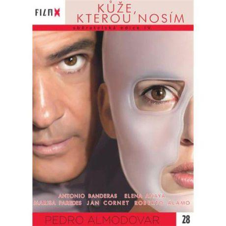 DVD F - Kůže kterou nosím  Film-X