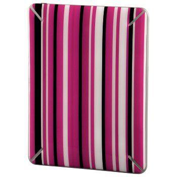 "HAMA 106310 Ochranný kryt ""Pink Stripes"" pre iPad"