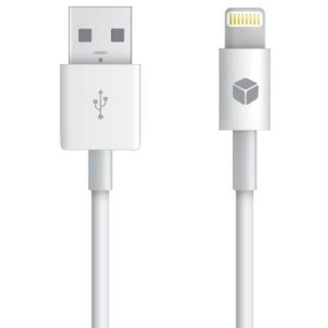 STURDO iPhone Lightning biely nabíjací kábel (MFI)