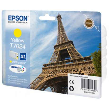EPSON EPCT70244010 YELLOW cartridge