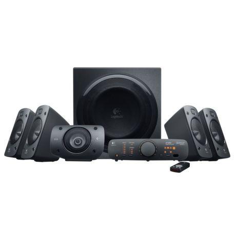 LOGITECH Surround Sound Speaker Z906, 980-000468_01