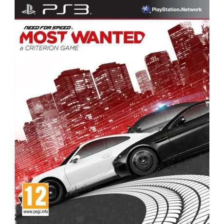 PS3 - NEED FOR SPEED MOST WANTED 2