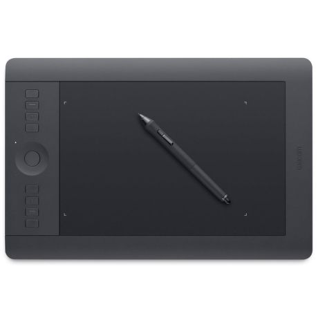 WACOM Intuos Pro Creative Pen&Touch Tablet M, grafický tablet