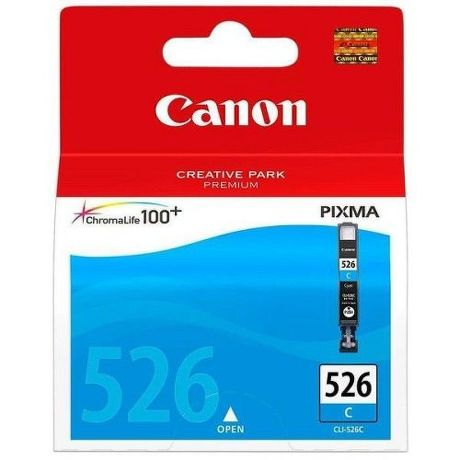 CANON CLI-526C, CYAN ink cartridge_01
