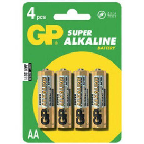 GP 15A LR06 ALKACELL /4 B1321