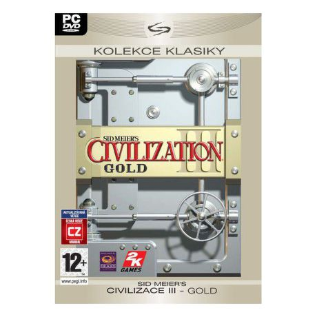PC - KK CIVILIZACIA III. GOLD (CIV. III + 2 DATADISKY)