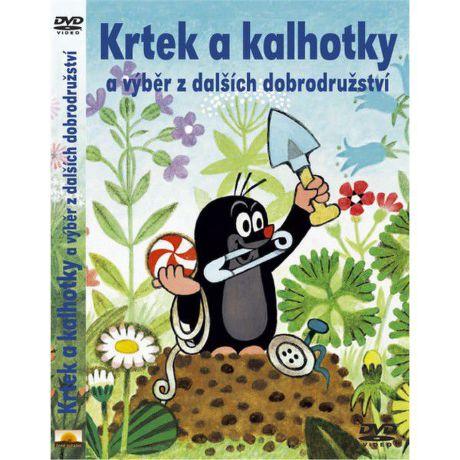 DVD F - Krtko a kalhotky