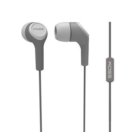 KOSS KEB15i (šedé) - sluchátka do uší