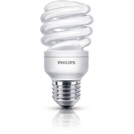 PHILIPS Economy Twister 12W WW E27 1PF/6