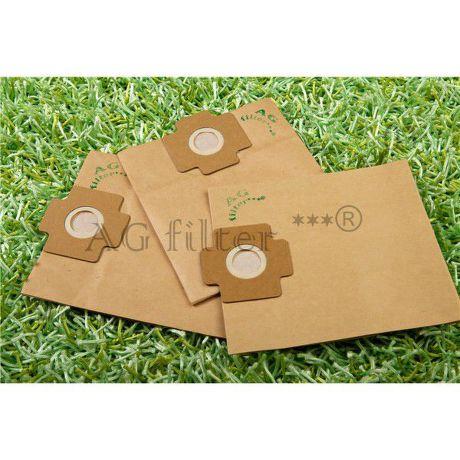 AG PA-100, papierové vrecká