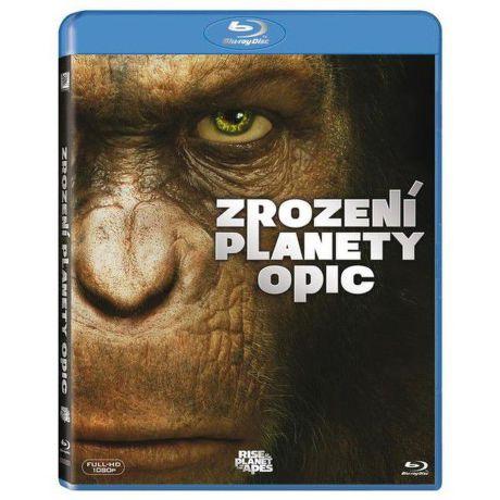 BD F - Zrození planety opic BD