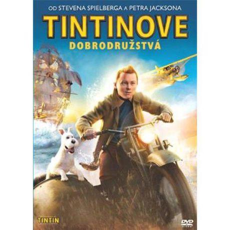 DVD F - Tintinova dobrodružství