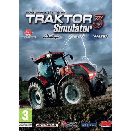 PC - TRAKTOR 3 SIMULATOR