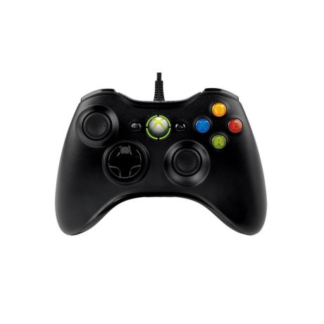 XBOX 360 Common Controller WIN USB black