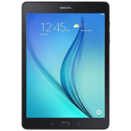 SAMSUNG Galaxy Tab A 9.7 SM-T550NZKAXSK Wi-Fi, 16 GB, čierna