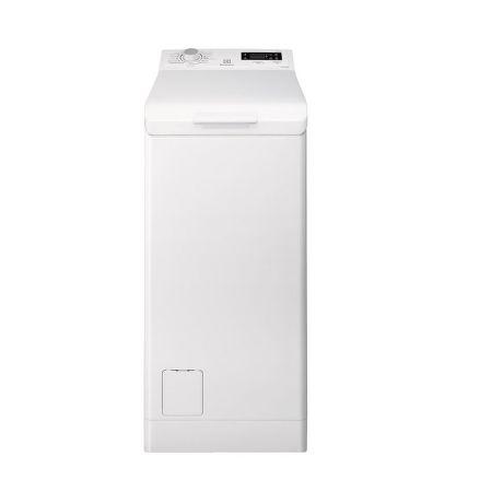 ELECTROLUX EWT1066EKW, vrchom plnená práčka