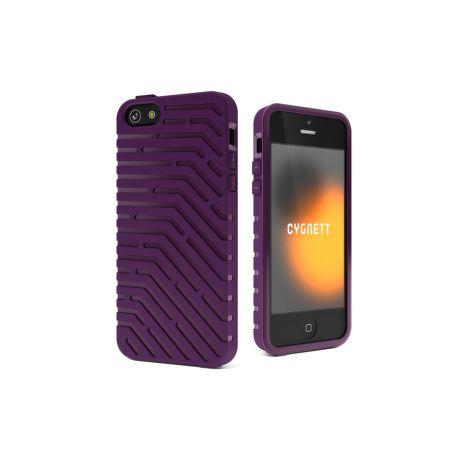 CYGNETT Vector pre iPhone 5, fialový
