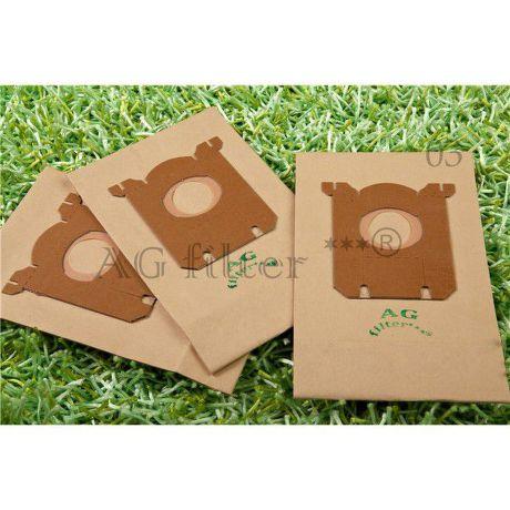 AG PA-070, papierové vrecká