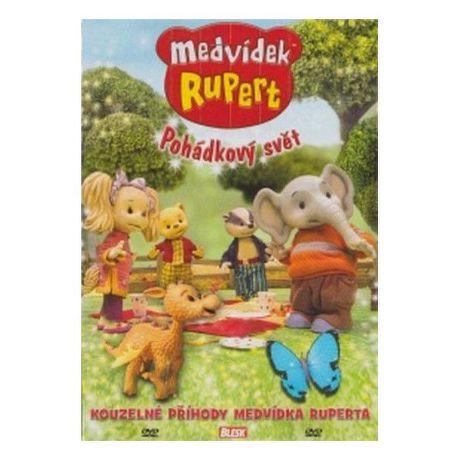 DVD F - Medvedík Rupert č. 5 - Pohádkový svět (pošetka)