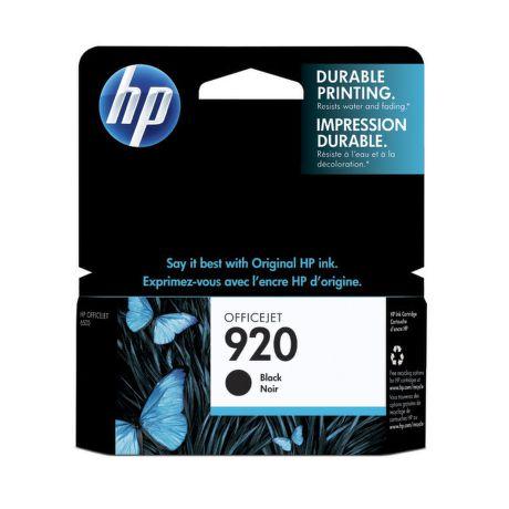 HP CD971AE BLACK náplň No.920 Blister