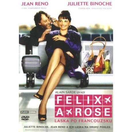 DVD F - LÁSKA PO FRANCÚZSKY