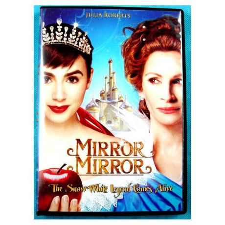 DVD F - Snehulienka (Mirror Mirror)