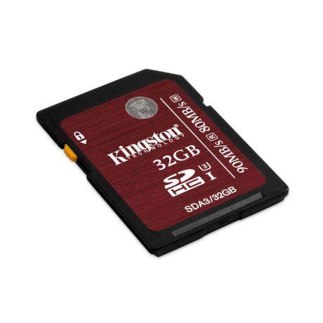 KINGSTON SDHC 32GB UHS-I U3 - pamäťová karta