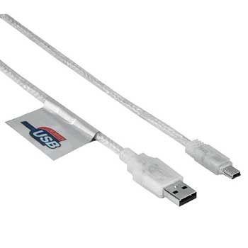 41533 mini USB 2.0 kabel A-B 1,8m