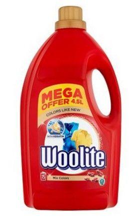 Woolite Mix Colors prací gél (4,5l)