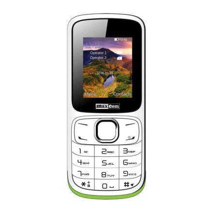 Maxcom MM129 DualSIM (biely)