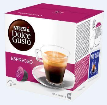 NESCAFE Espresso, kapsulová káva