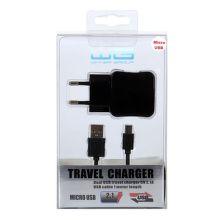WINNER Sieťová nabíjačka USB (2,1A) + dátový kábel micro USB