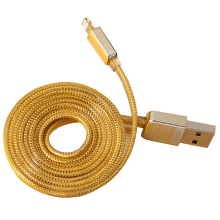 REMAX AA-1081 Datový kabel pre iPhon5/6, zlatá