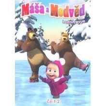 Máša a Medveď 2 - Ľadová revue - DVD