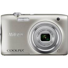 Nikon Coolpix A100 (strieborný)