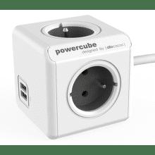 PowerCube Extended USB (sivý)