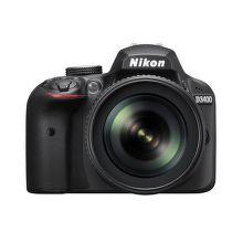 Nikon D3400 + AF-S DX 18-105 f/3.5-5.6G ED-IF VR